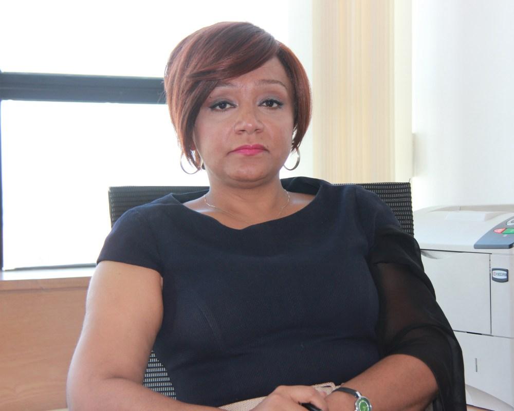 Airtel Kenya customer service director Josee Cremieux