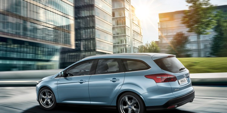 New Ford Focus Wagon