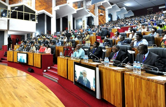 Rwanda has a more effective parliament than Germany, France or the United States