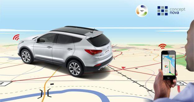 Tikon Vehicle Monitor by Concept Nova on Konga