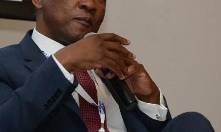 Andile Ngcaba - Wi-Fi Forum SA event pic