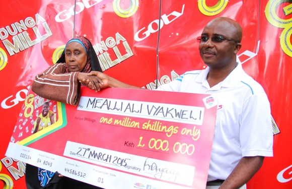 Daughter's surprise to mum bags yet another surprise win, Thanks To MultiChoice Kenya