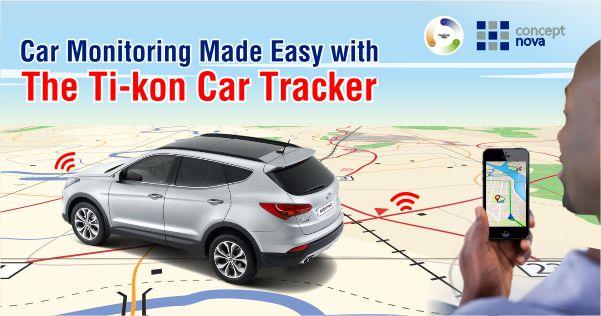 Tikon Car tracker