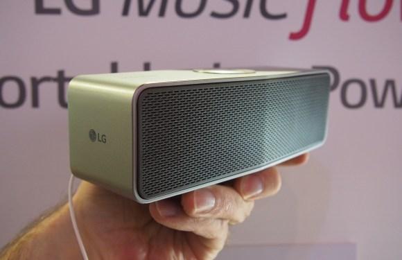 LG To Introduce Music Flow Bluetooth Speakers In Kenya