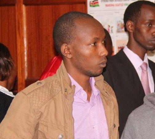 Alex Mutungi Mutuku.