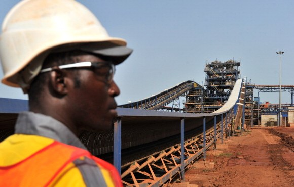 Sierra Leone and Zambia lead the world in real GDP growth