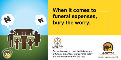Leadway Afford The Funeral