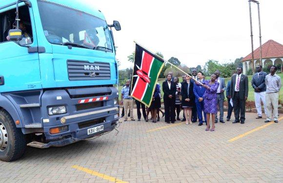 Intel community digital program enhanced through Hon. Rachel Ruto endorsement