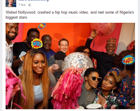 How Mark Zuckerberg's Visit to Lagos Helps President Buhari, Jollof Wars & Investment In Nigeria (Quick read)