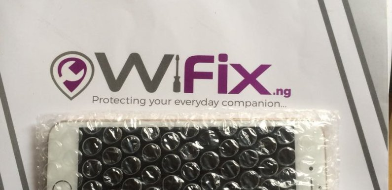 WIFix.ng Makes Repairing Your Phone or Device Hustle Free