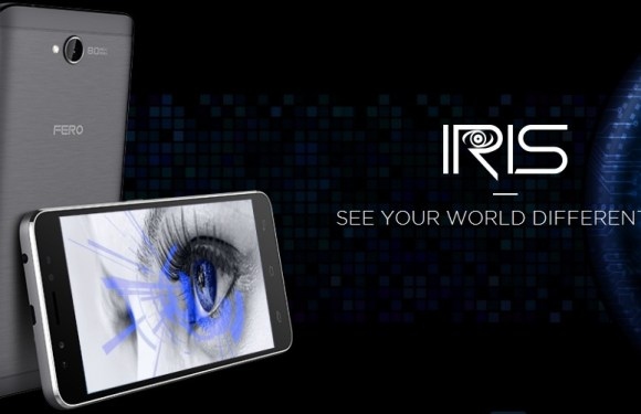 Fero Iris Review: An affordable phone with a Samsung Galaxy Note 7-like eye scanner