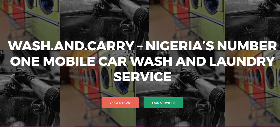 Wash And Carry Is Providing On Demand Mobile Car Wash And Laundry