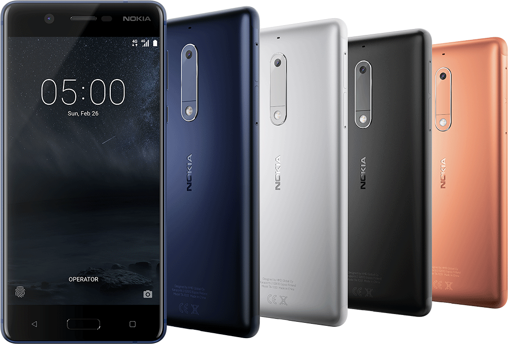 Nokia 3,5 and 6 full specs and price in Kenya - TechMoran
