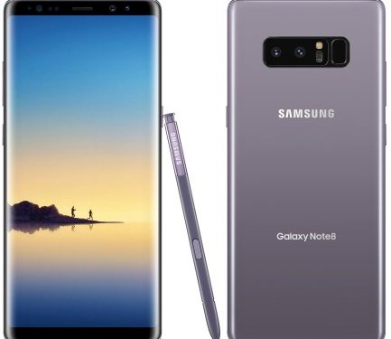 Samsung Galaxy Note 8 vs Samsung Galaxy Note FE