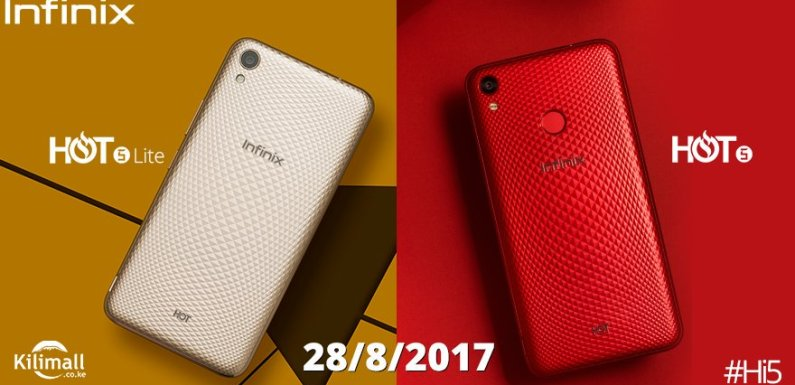 Infinix Hot 5 launches in Kenya today… and here's what we know so far