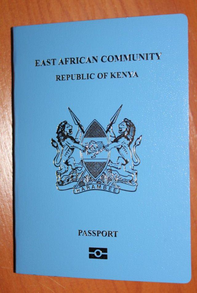 Kenya's e-Passport still on track for September launch