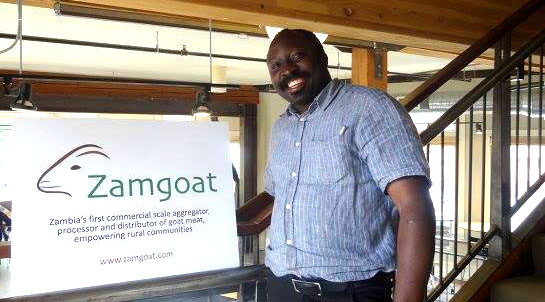 Zamgoat Wants to Become Zambia's First Supplier of Goat Meat