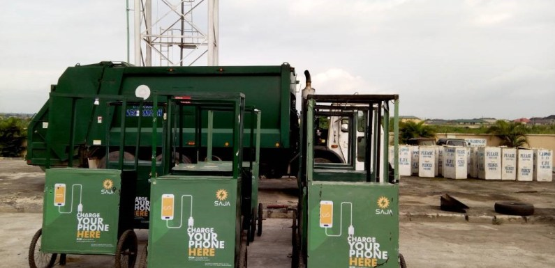 How Saja station is using solar energy to charge mobile phones in Nigeria, with Seyi Fakoya, CEO