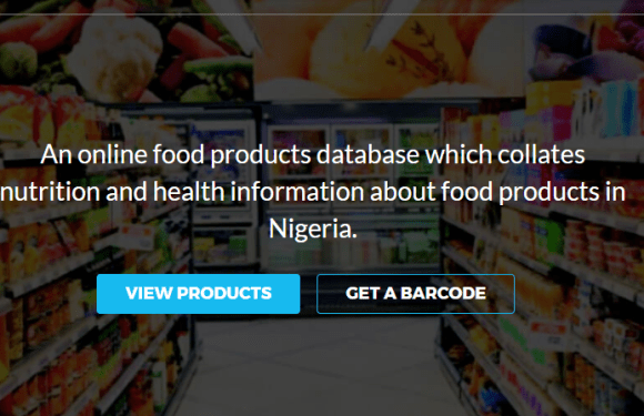 FoodFacts is Providing Nutrition and Health Information About Food Products in Nigeria