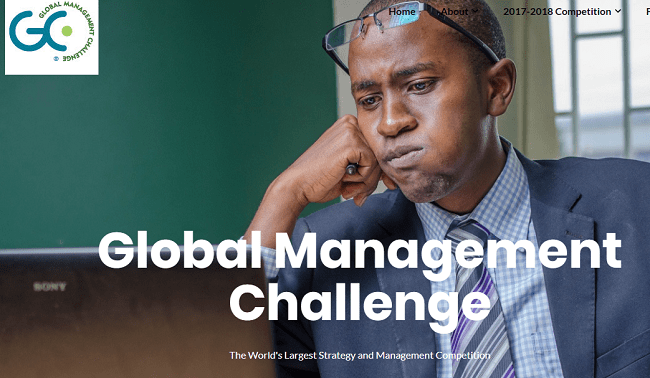 Applications Open for the 4th Annual Kenyan Global Management Challenge