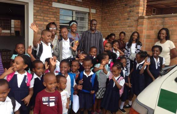 How Imagine We is excellently improving the poor reading culture in Africa