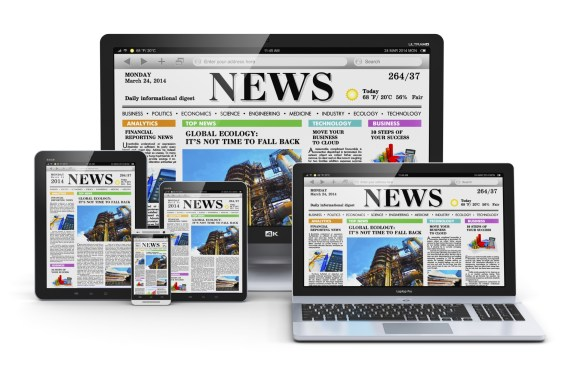 Has technology greatly impacted on present- day journalism?