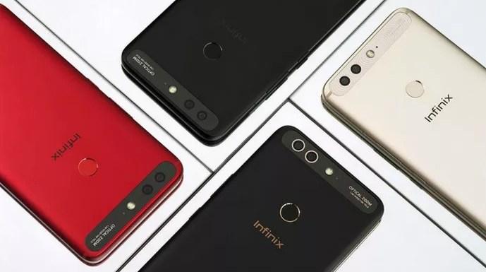 Infinix Zero 5 and the Zero 5 Pro full specs and price