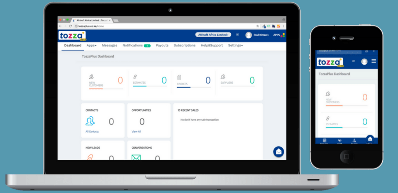 TozzaPlus launches to simplify your invoicing, payroll and accounting