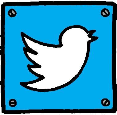 Animated Twitter Logo