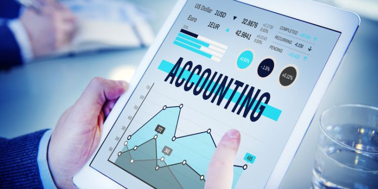 41328407 - accounting management finance marketing business concept