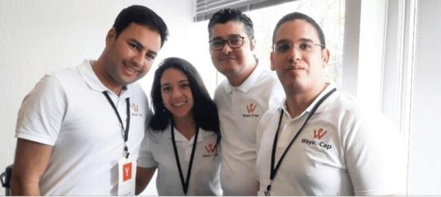 The WaystoCap team