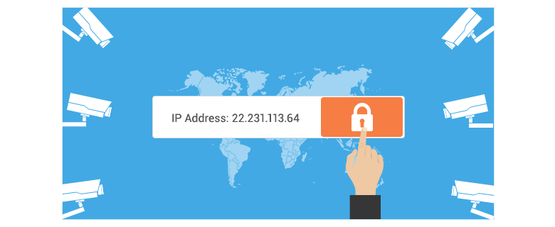 Why you should hide your IP address