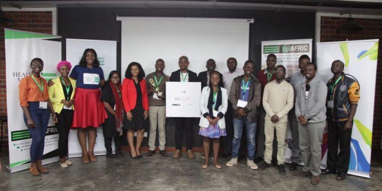 Health Meets Tech KE Winners (photo: ihub)