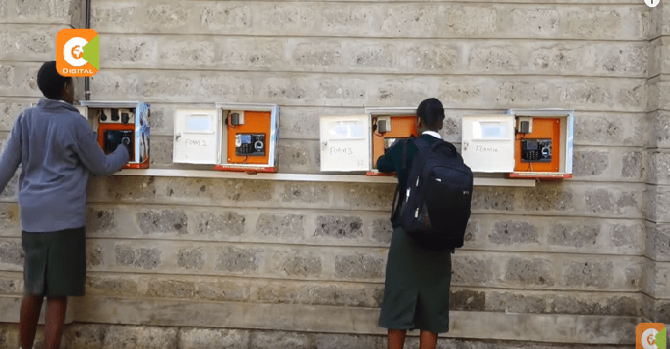 Kenyan schools using to biometric systems ensure student safety