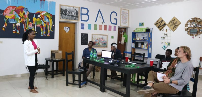 BAG Innovation seeking to reduce unemployment of Rwanda's youth