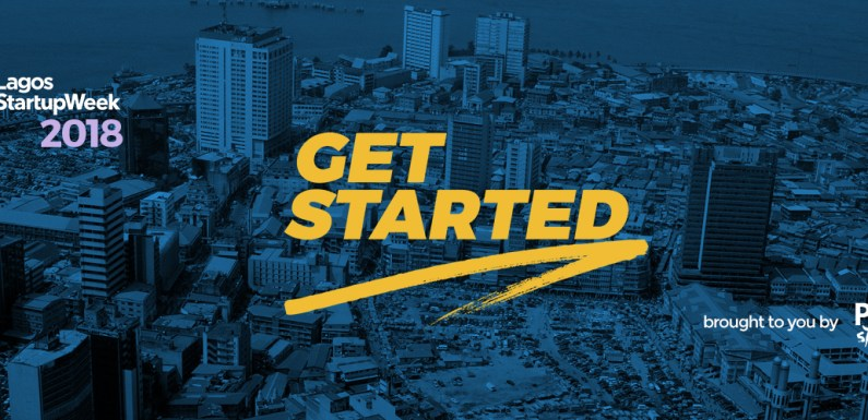 Lagos Startup Week 2018 kicks-off on 24th September: Here's a rundown of events