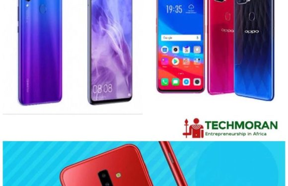 Huawei Y9 2019 vs OPPO F9 Pro vs Samsung Galaxy J6+ Comparison