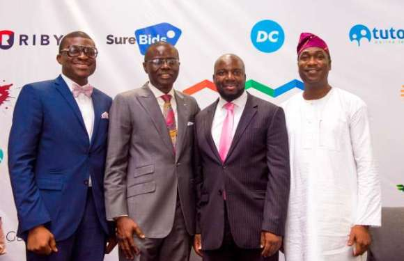 Lagos Governorship Elections Candidate, BabaJide Sanwo-Olu Speaks on Technology at Vibranium Valley