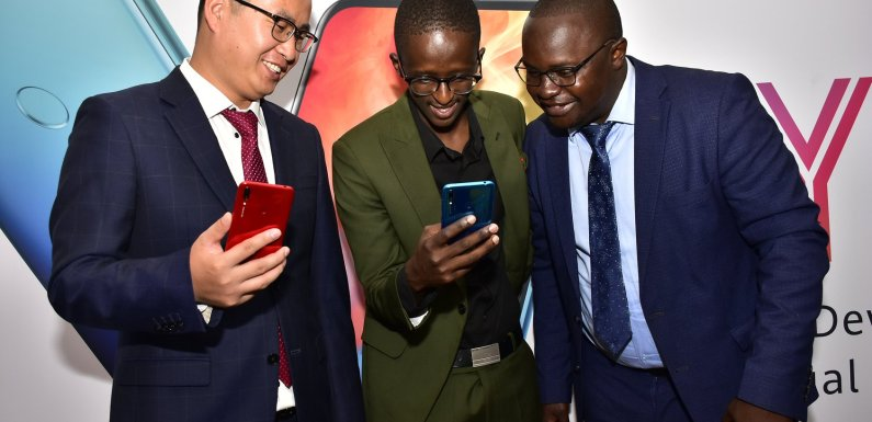 Huawei Mobile launches Y7 Prime 2019 retailing at Kshs.17,999