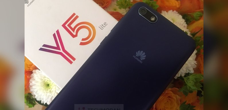 Huawei Y5 Lite Review; Budget Smartphone with 18:9 display