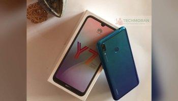 Huawei Y series smartphone comparison: Y6 prime 2019 vs Y7 prime 2019