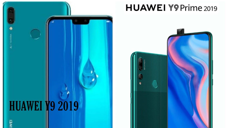 Huawei Y9 2019 vs Huawei Y9 Prime 2019