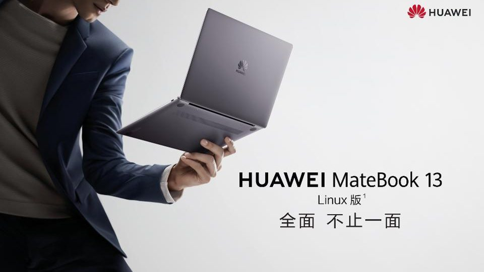 Huawei is now selling its MateBook pre-installed with Deepin Linux