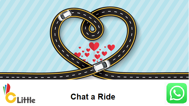 Little Cab now allows you to book a ride via WhatsApp