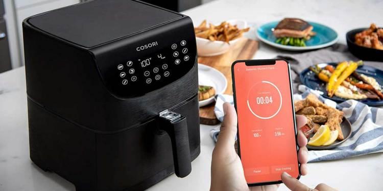 cosori-smart-air-fryer-review