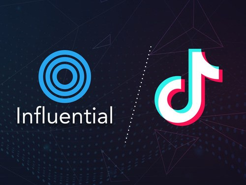 Influential Teams Up with TikTok Creator Marketplace API for One of the First-to-Market Partnerships