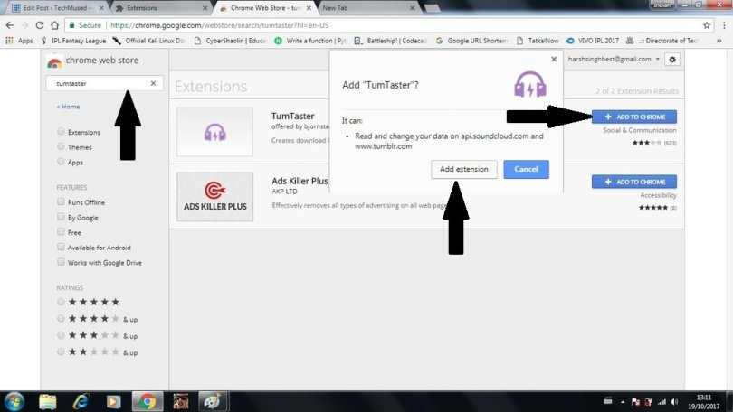 Untitled2 - How To Download Audio, Songs & Videos From Tumblr