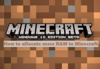 How to Allocate more RAM to Minecraft