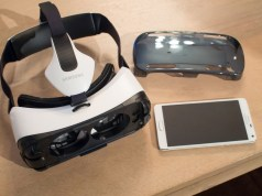 Samsung Galaxy Note 4 & Samsung Gear VR