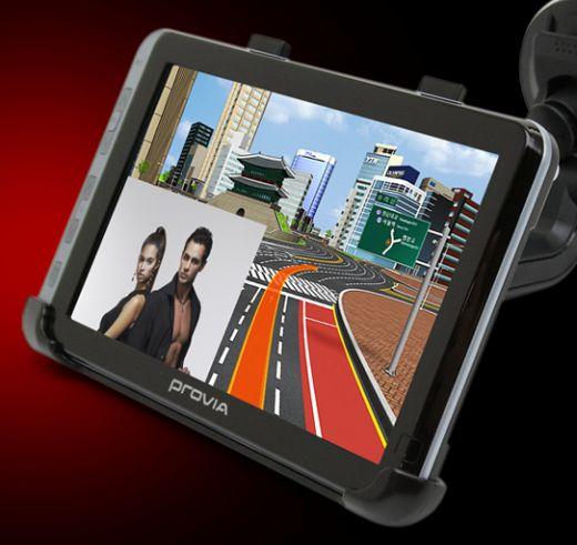 Provia A1 GPS Navigator by HTMS